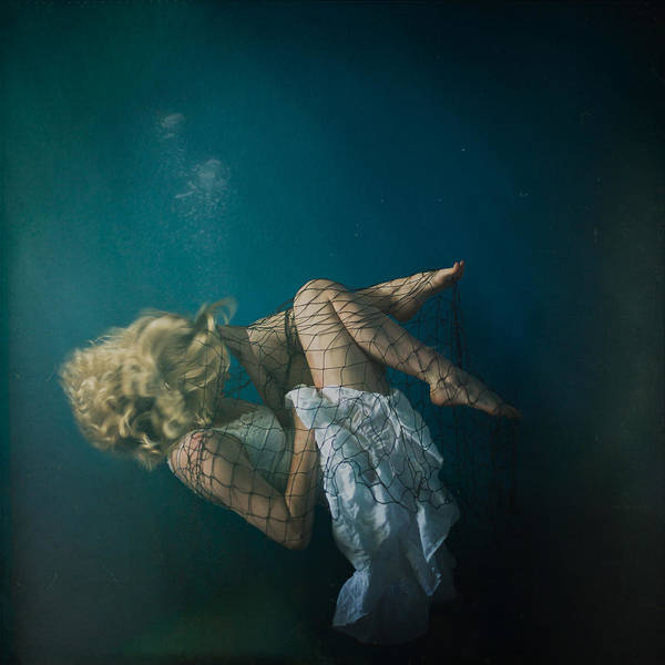 Trapped Photograph - Relieved Of The Burden by Alyssa Watson
