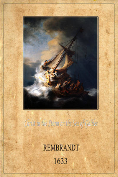 Photograph - Rembrandt 1 by Andrew Fare