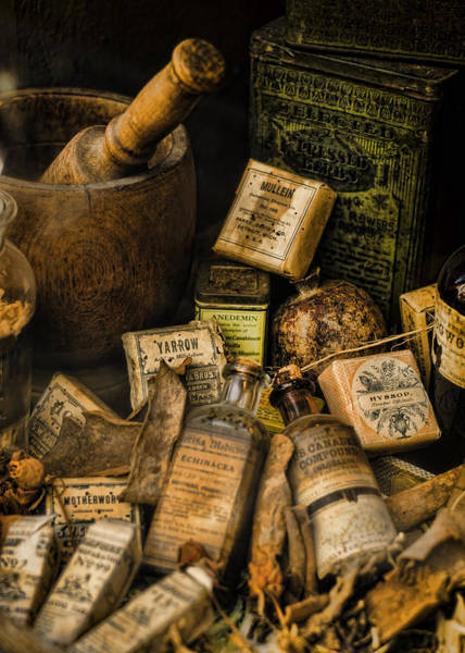 Photograph - Remedies by Heather Applegate