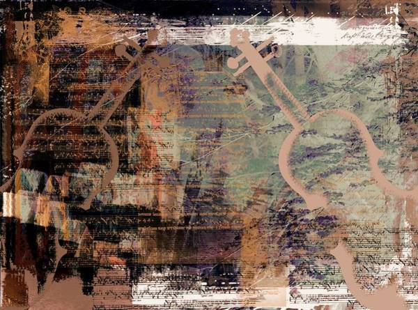 For Grace - Double Violin Concerto Art Print