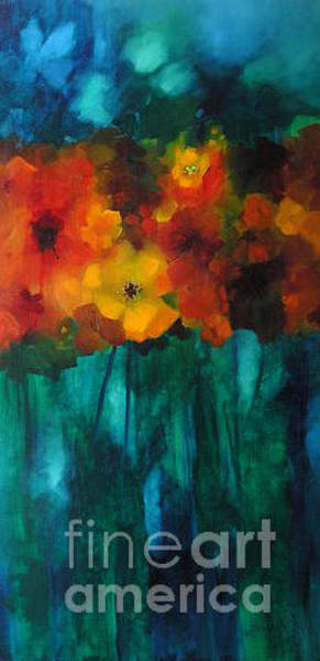 Painting - Remember Summer by Julia Blackler