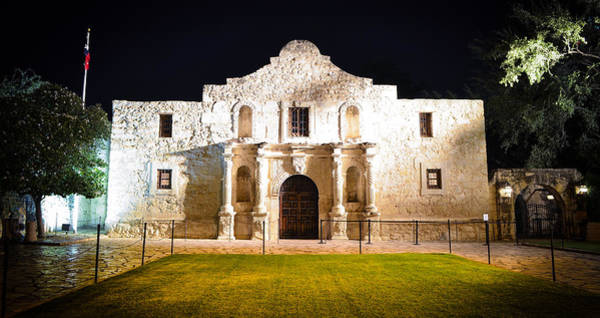 Photograph - Remember The Alamo by David Morefield