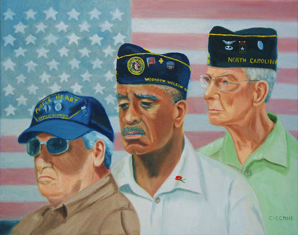Painting - Remembering by Jill Ciccone Pike