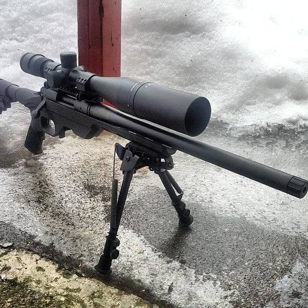 Rifles Photograph - #remington700 #mdtchassis #vortex by . .