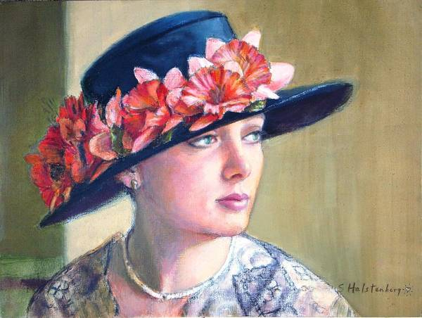 Wall Art - Painting - Reminiscing by Sue Halstenberg
