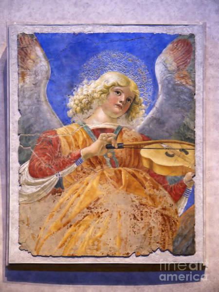 Photograph - Renaissance Musical Angel by Brenda Kean