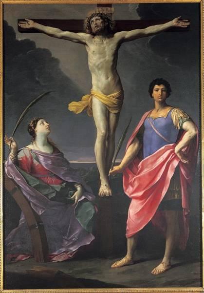 Wall Art - Photograph - Reni Guido, Jesus Christ Crucified by Everett