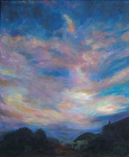 Painting - Reno Sky 1 by Susan Moore