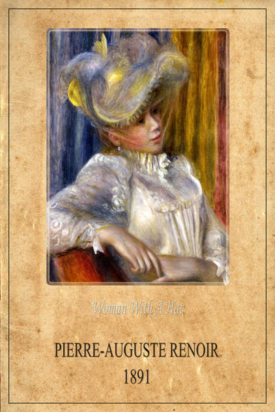 Photograph - Renoir 1 by Andrew Fare