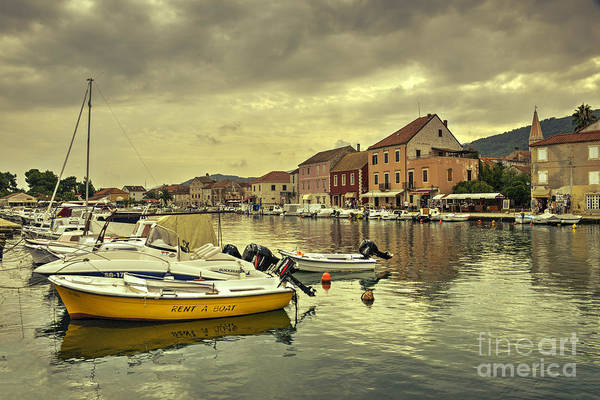 Wall Art - Photograph - rent A boat  by Rob Hawkins
