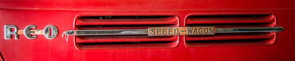 Wall Art - Photograph - Reo Speedwagon Grill by Paul Freidlund