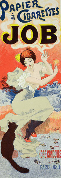 Wall Art - Drawing - Reproduction Of A Poster Advertising by Georges Meunier