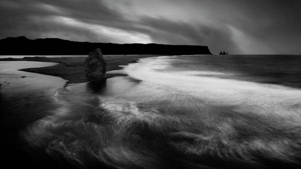 Wall Art - Photograph - Requiem For The Sea by Martin Cekada