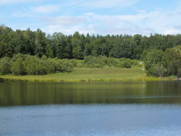 Aroostook County Photograph - Reservoir 3 by Gene Cyr