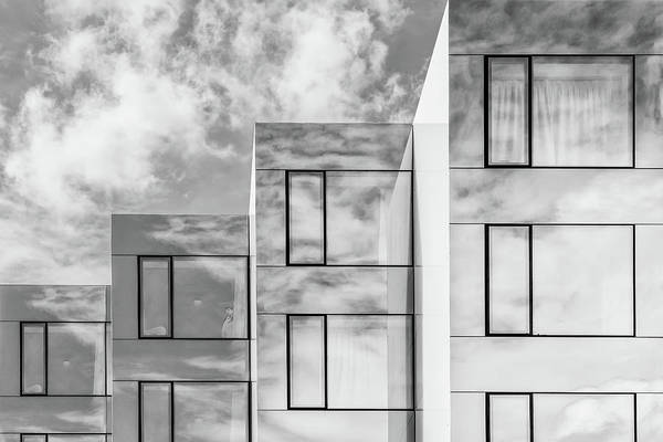 High Key Wall Art - Photograph - Residence Of The Clouds by Luc Vangindertael (lagrange)