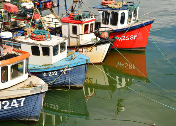 Dunmore East Photograph - Rest And Reflection by Richard Ryan