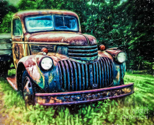 Wall Art - Photograph - Resting Classic by Perry Webster