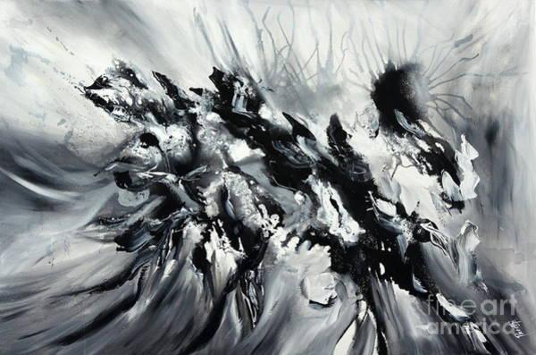 Painting - Restless by Preethi Mathialagan