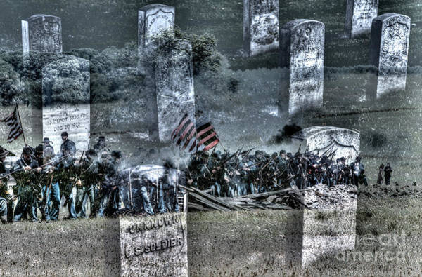 Wall Art - Photograph - Restless Spirits by Paul W Faust -  Impressions of Light