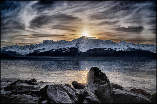 Photograph - Resurrection Bay by Erika Fawcett