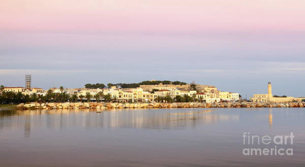 Photograph - Rethymnon City Dawn by Paul Cowan