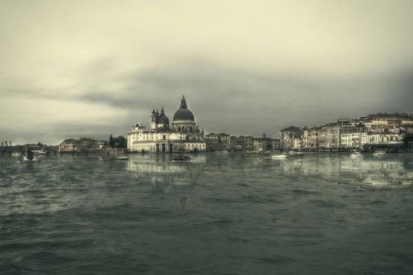 Photograph - Retouched Venice by Roberto Pagani