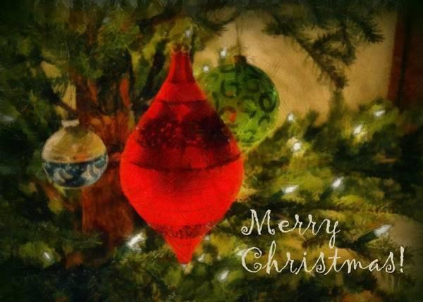 Photograph - Retro Christmas by Michelle Calkins