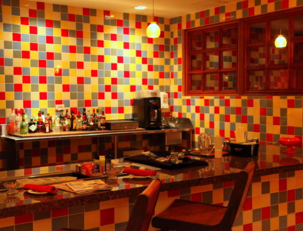 Wall Art - Photograph - Retro Diner by Karen Wiles