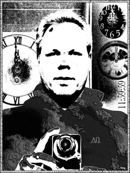 Wall Art - Digital Art - Revelatory Perception by Glenn McCarthy Art and Photography