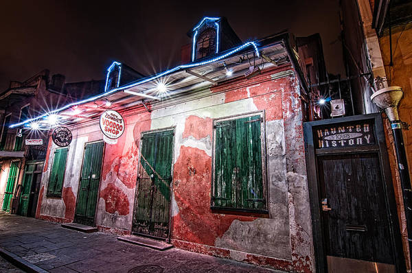 Photograph - Reverend Zombie's Voodoo Shop by Andy Crawford