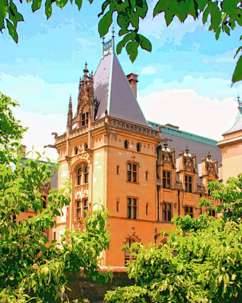 Asheville Wall Art - Photograph - Revival Biltmore Asheville Nc by William Dey