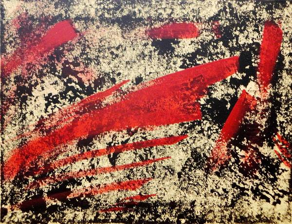 Wall Art - Painting - Revolution by Valerie Howell
