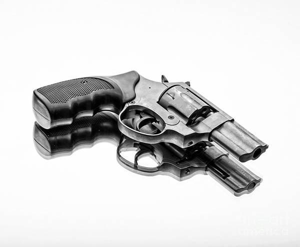 Photograph - Revolver by Edward Fielding