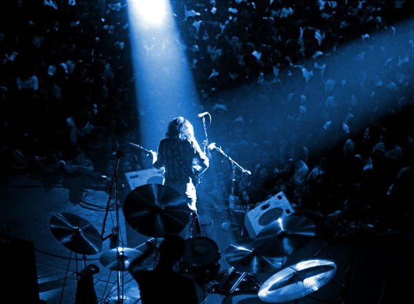 Photograph - Rg #7 In Blue by Ben Upham