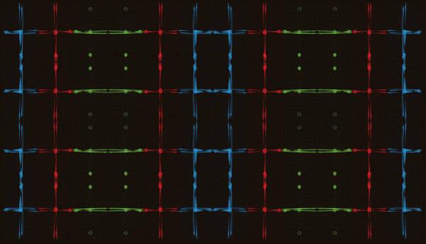 Digital Art - Rgb Network by Kevin McLaughlin
