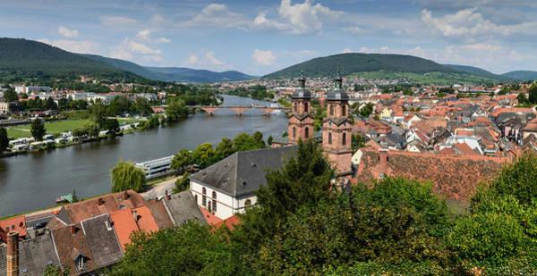 Photograph - Rhine River by John Johnson