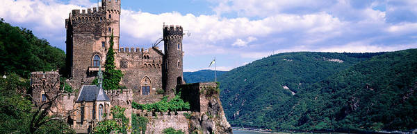 Fortification Photograph - Rhinestone Castle Germany by Panoramic Images