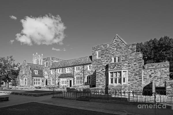 Photograph - Rhodes College Briggs Student Center by University Icons