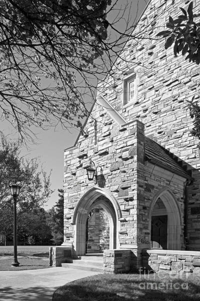 Photograph - Rhodes College Buckman Hall by University Icons