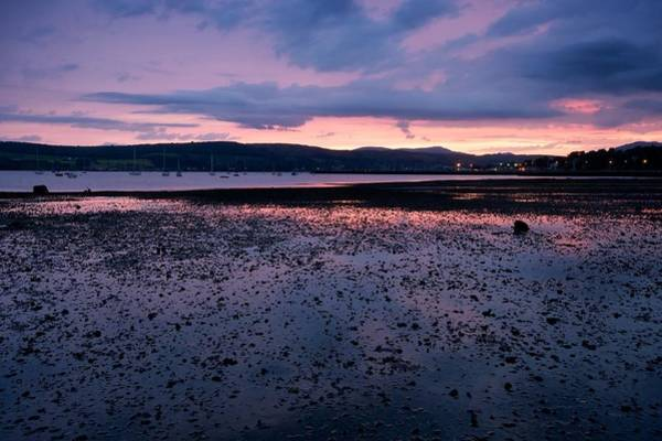 Photograph - Rhu Marina Sundown by Stephen Taylor