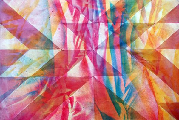 Painting - Rhythm And Flow by Lynn Hansen