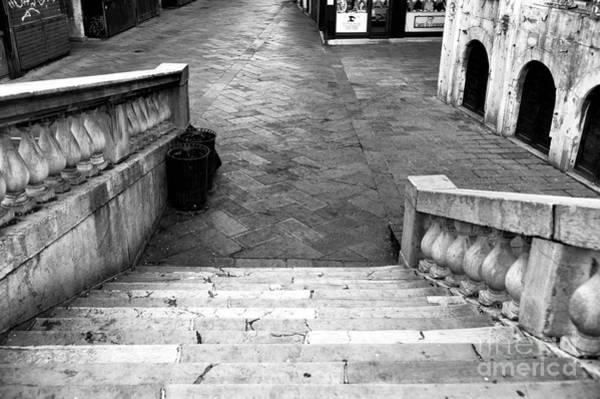 Photograph - Rialto Morning by John Rizzuto