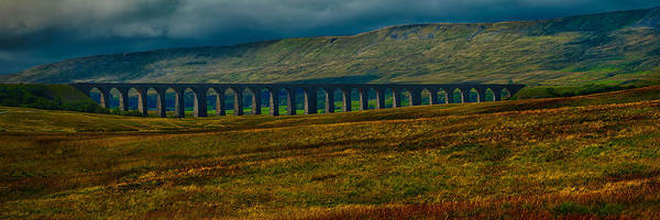 Photograph - Ribblehead Viaduct by Dennis Dame