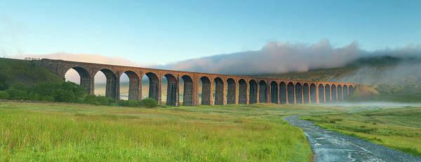 Wall Art - Photograph - Ribblehead Viaduct, Yorkshire Dales by Chris Hepburn