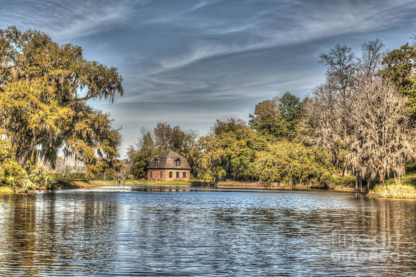 Photograph - Rice Mill Lake by Dale Powell