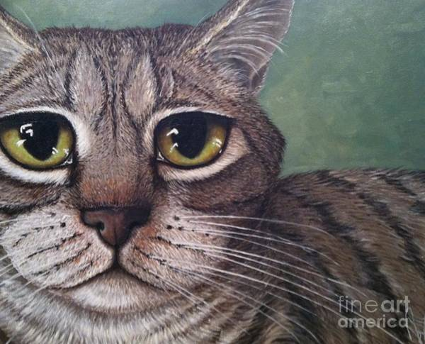 Painting - Richard Parker by Ana Marusich-Zanor