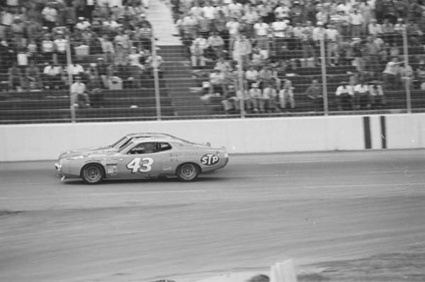 Daytona Photograph - Richard Petty by Retro Images Archive
