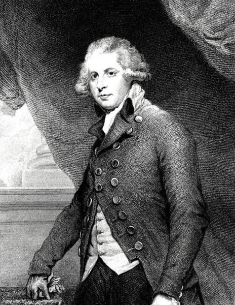 Whig Photograph - Richard Sheridan by Collection Abecasis