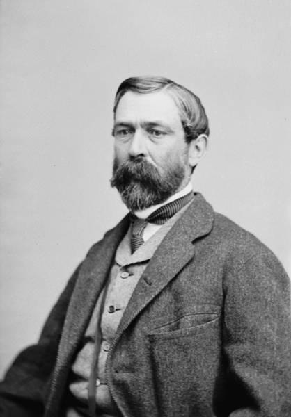 Mathew Photograph - Richard Taylor, General by Everett
