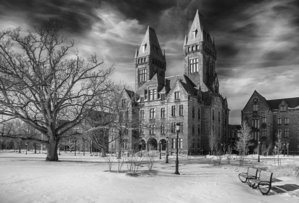 Photograph - Richardson Complex 3d21965b by Guy Whiteley